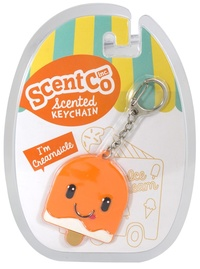 Scentco: Scented Keychain - Creamsicle