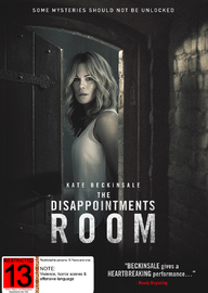 The Disappointments Room on DVD