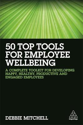 50 Top Tools for Employee Wellbeing by Debbie Mitchell image