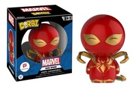 Spider-Man - Iron Spider Dorbz Vinyl Figure