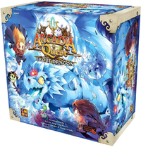 Arcadia Quest: Frost Dragon - Expansion Set
