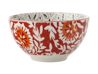 Maxwell & Williams - Boho Bowl Batik Grey (10cm)