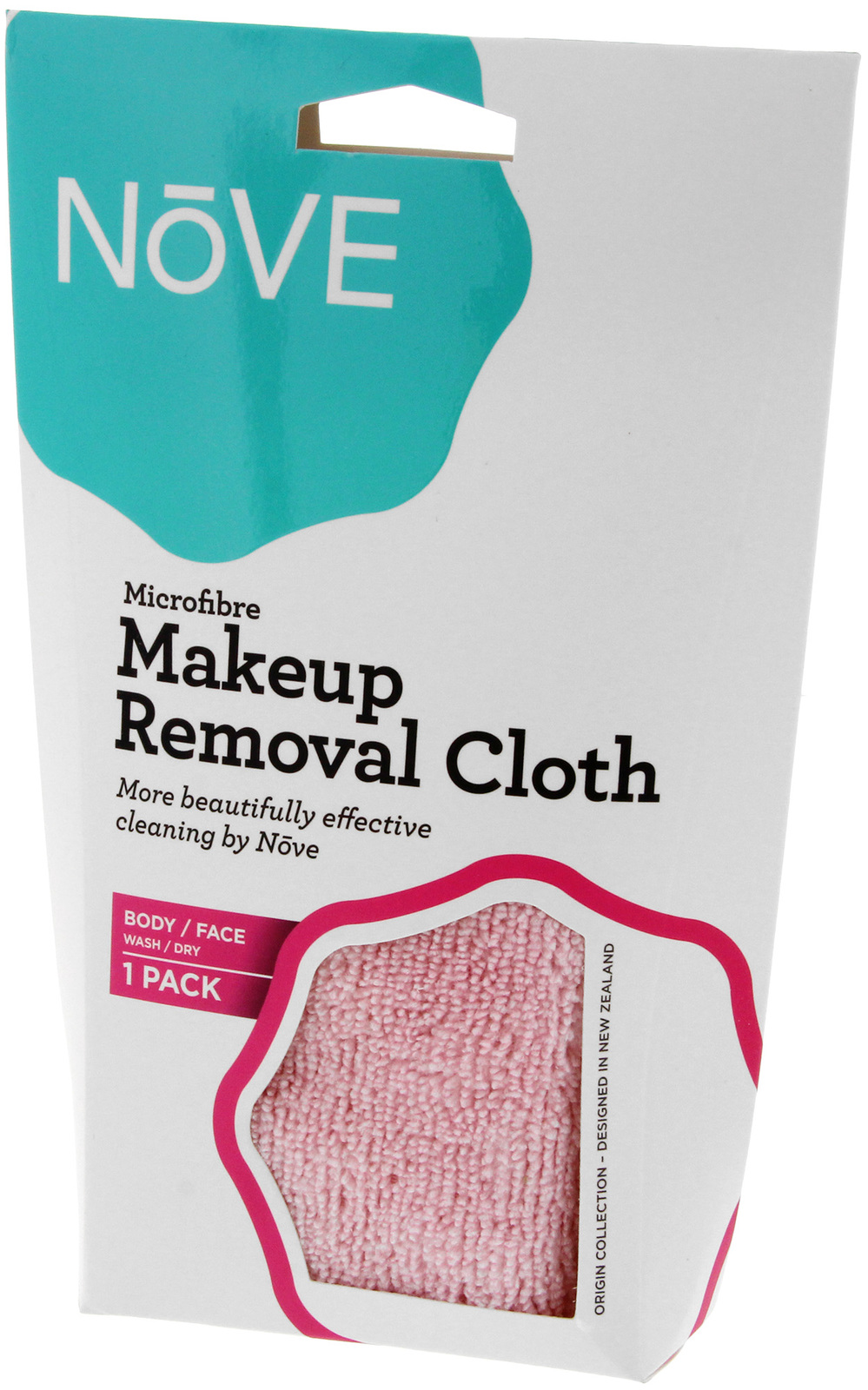 Nove Make Up Removal Cloth image