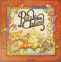 Puzzle Island by Paul Adshead image