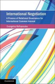 International Negotiation by Evangelos Raftopoulos image