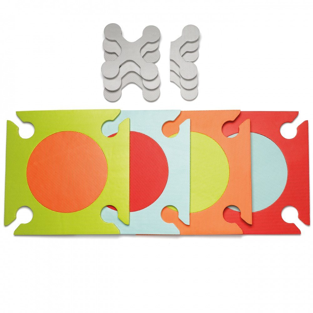 Skip Hop: Playspots Mat - Bold Brights image