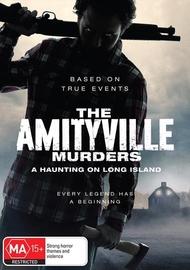 The Amityville Murders on DVD