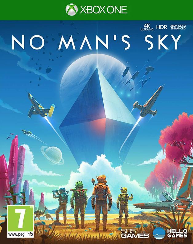 No Man's Sky for Xbox One