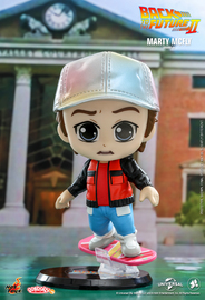 Back to the Future 2 - Marty McFly Cosbaby Figure