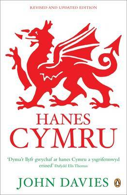 Hanes Cymru: A History of Wales in Welsh by John Davies image