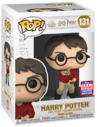 Harry Potter: Harry Flying with Winged Key - Pop! Vinyl Figure