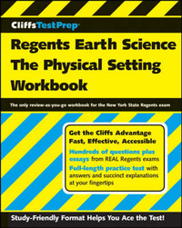 Regents Earth Science: The Physical Setting Workbook by American BookWorks Corporation image