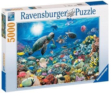 Ravensburger 5000pc Puzzle - Beneath the Sea