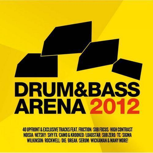 Drum & BassArena 2012 (2CD) by Various Artists