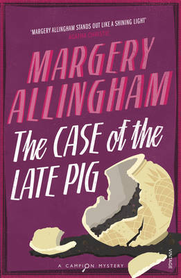 The Case Of The Late Pig by Margery Allingham image