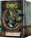 Hordes: Trollbloods Faction Deck 2016