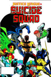 Suicide Squad Vol. 2 The Nightshade Odyssey by John Ostrander