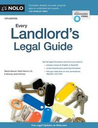 Every Landlord's Legal Guide by Janet Portman