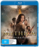 Mythica - The Darkspore on Blu-ray