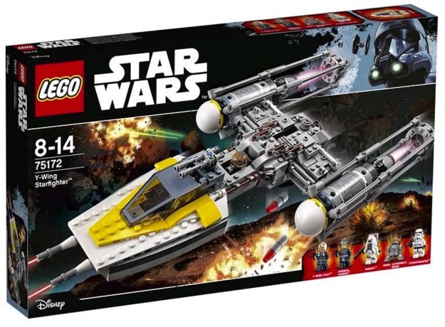 LEGO Y-Wing Starfighter (75172)