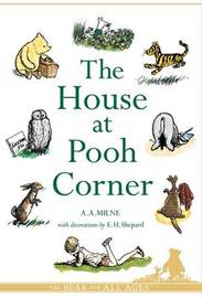 The House at Pooh Corner by A.A. Milne image