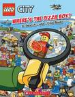 Lego City: Where's the Pizza Boy? by Ameet Studio