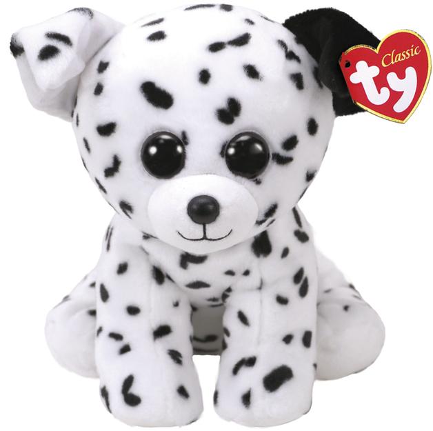 Ty Beanie Babies: Spencer Dalmatian - Small Plush