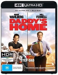 Daddy's Home on UHD Blu-ray
