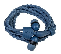Wraps: Wristband Headphones - Talk Denim