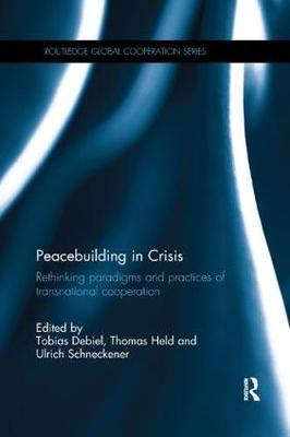 Peacebuilding in Crisis image