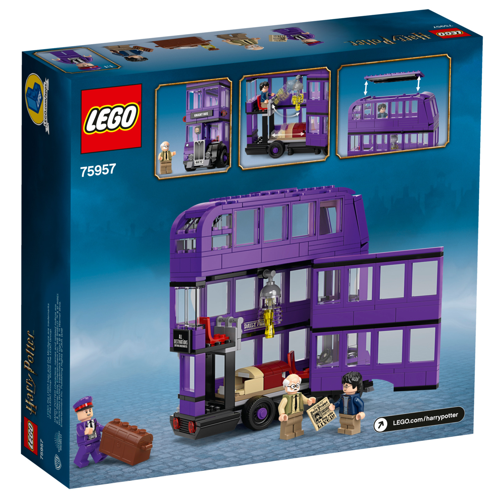 LEGO Harry Potter - The Knight Bus (75957) image