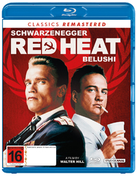 Classics Remastered: Red Heat on Blu-ray image