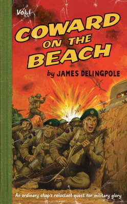 Coward on the Beach by James Delingpole image