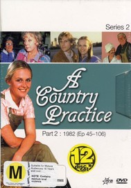 Country Practice, A - Series 2: Part 2 (12 Disc Box Set) [duplicate] on DVD image