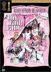My Fair Lady: 40th Anniversary (2 Disc) on DVD