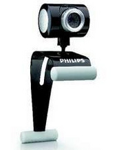 Philips SPC505NC VGA Webcam with Headset