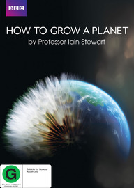 How to Grow a Planet on DVD