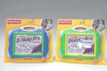 Fisher Price Doodle Pro Travel (Single)