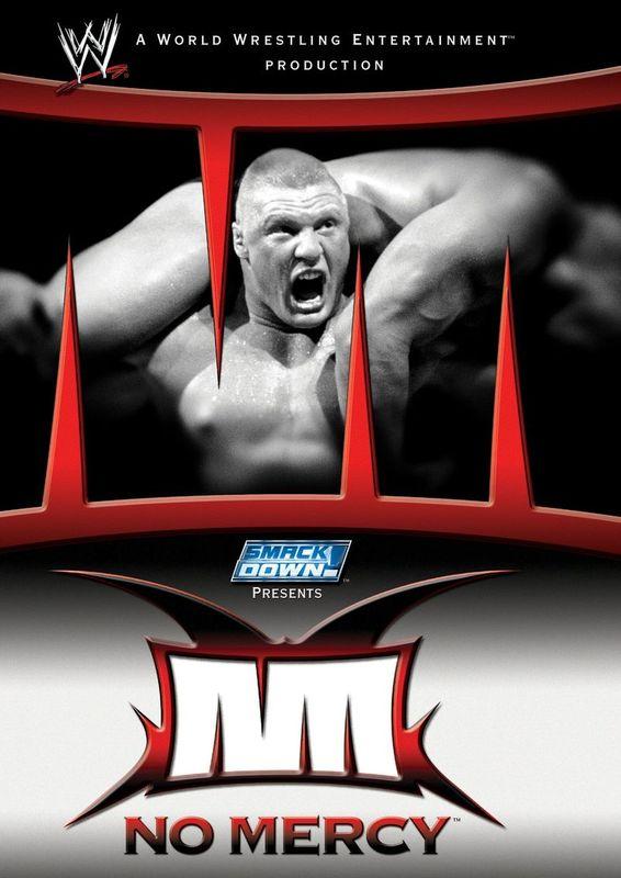 WWE - No Mercy 2003 on DVD