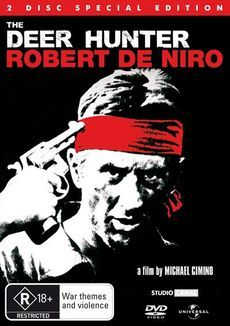 The Deer Hunter - Special Edition on DVD image