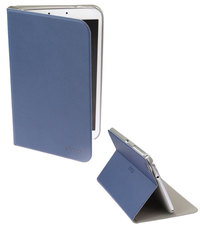 OMP Tablet Pinstripe Folio for iPad mini (Blue)