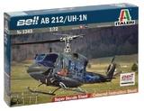 Italeri: 1:72 AB 212/UH-1N Huey - Model Kit