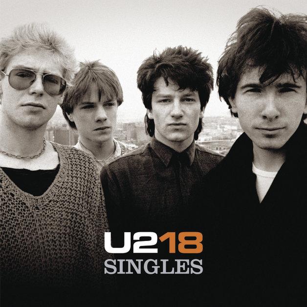 U218 - Singles by U2