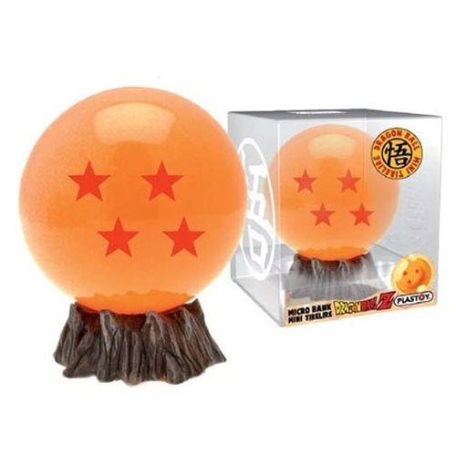 Dragon Ball Z: 4-Star Dragon Ball - Coin Bank image