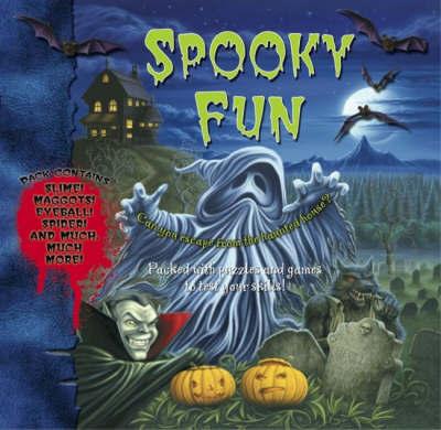 Spooky Fun by Dominic Guard