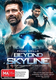 Beyond Skyline on DVD