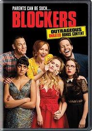 Blockers on Blu-ray