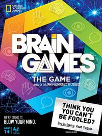 National Geographic: Brain Games - The Game