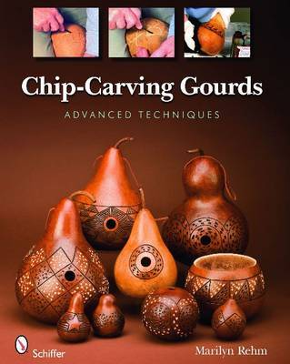 Chip-Carving Gourds by Marilyn Rehm image