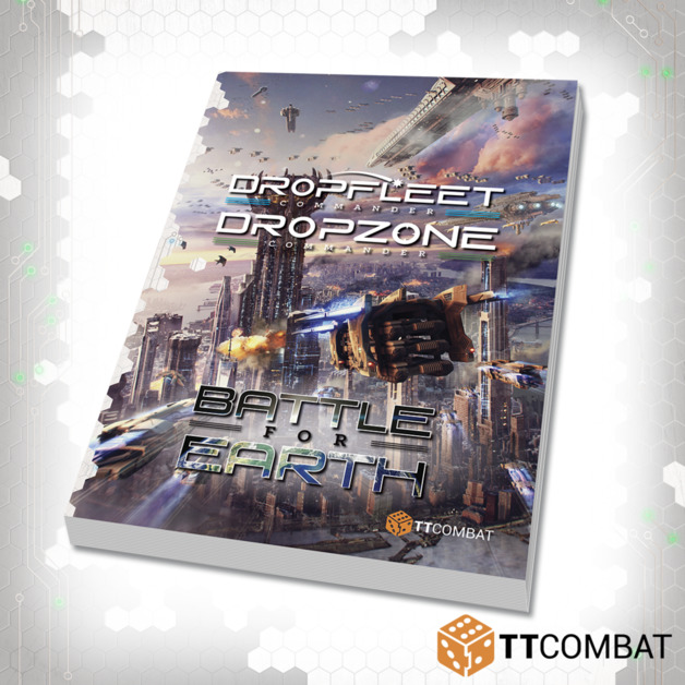 Dropzone Commander: Battle for Earth